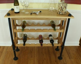 Wine Rack - 16 Bottle