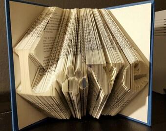 Custom Bookart - 4 letters