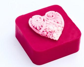 Handmade Shea Butter Soap made with love by Philadelphian