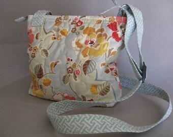 Cross Body Bag, Quilted Cross Body Bag, Handbag, Quilted Handbag, Purse, Shoulder Bag, Travel Bag, Sling Bag