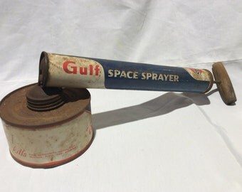 1960s Gulf Space Sprayer