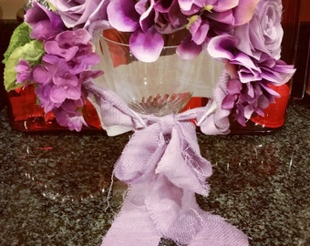 Sitter Floral Bonnet