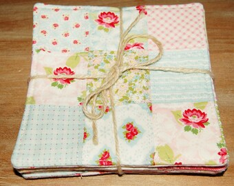 Ambleside mug rugs (set of six)