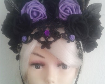 Gothic Headpice of the Queen