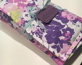 Lavender Flax Neck Wrap