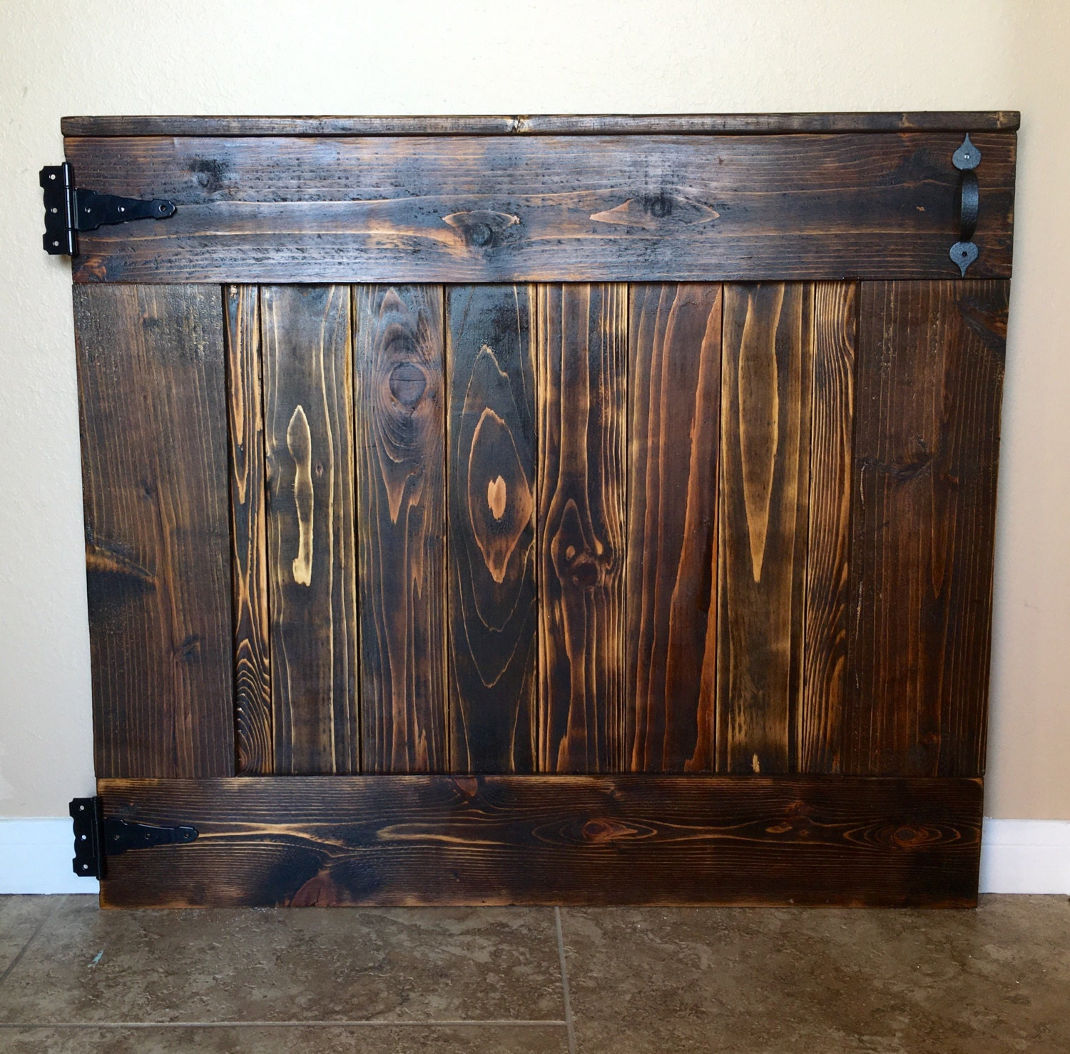 Barn Door Baby Gate By Southernwisteriaco On Etsy