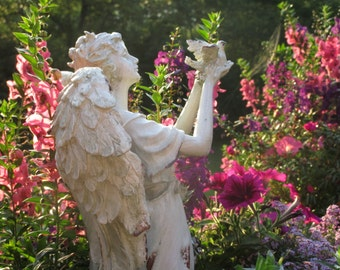 Angel in the Garden, The Guardian