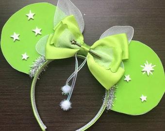 Tinkerbell Minnie Ears