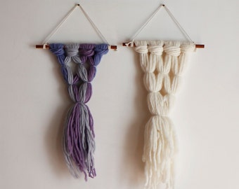 Wall hanging / Wall hanging / Bohemian hanging / Plastron