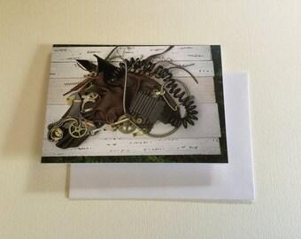 Steampunk Horse