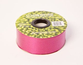 Florist Craft Ribbon in Various Colours - Only 5.99 for a 100 yard roll