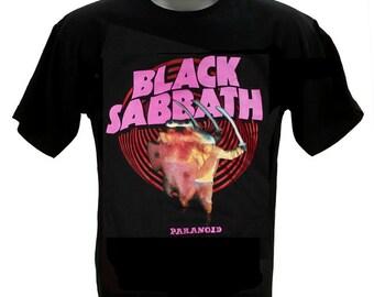 Paranoid Black Sabbath T-shirt (834)