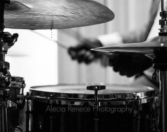 "Print ""Drumming"""