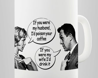 If You Were My Wife Ceramic Tea Mug