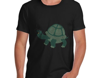 Men's Totally Nerdy Turtle T-Shirt