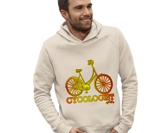 Men's Cycologist Hoodie
