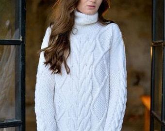 Sweater of 100% Merino. Thing No. 23