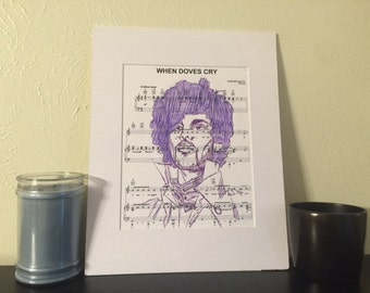 When Doves Cry-Prince