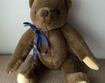 Brown Teddy Bear plush