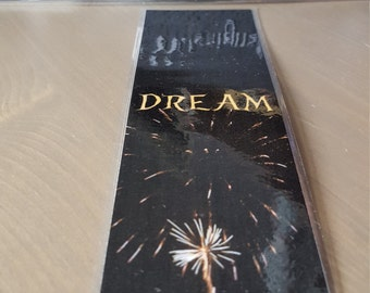 Firework Dreams - Bookmark