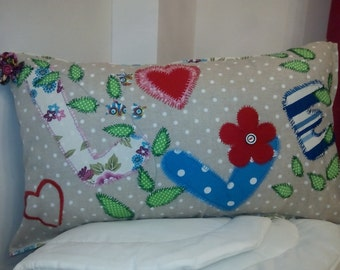 HANDMADE cushions and crafts made with love for decorating your home and give to loved