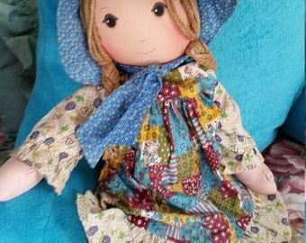 Vintage 1970's Holly Hobbie Doll
