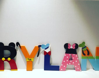 Wall Letters, Themed