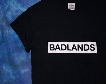 Badlands Halsey Inspired Tee Shirt
