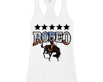 Rodeo Tank Top