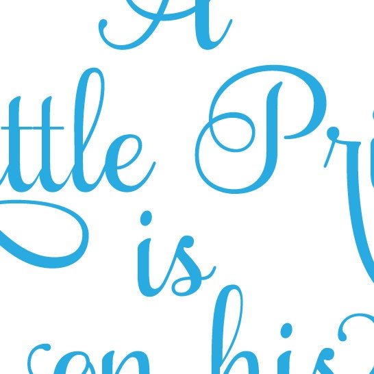 Little Prince Little Princess Crown Design Baby