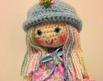 Dolls woven by hand, made especially for you