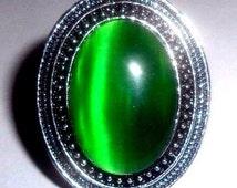 Ring Of Luck ~ Haunted Good Fortune Karma Prosperity SPELL CAST Djinn Paranormal Oddity Not Doll