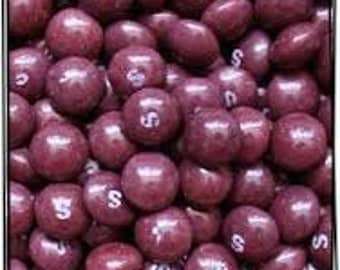 1 LB Purple Skittles  ONLY