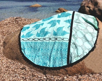BEACH TOWELS BEACH ROUNDIE