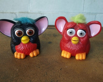 Furby Happy Meal Toys -  Set Of 2