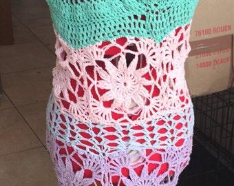 Hippy dress any hook