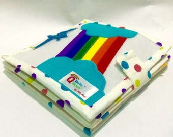 Rainbow Busy Book (Limited Edition)