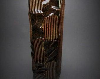 Tall Ceramic Vessel