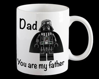 Dad Mug, Star Wars Darth Vader Mug for Dad, Funny Mug, Personalised Mug, Star Wars Mug, Darth Vader Mug, Star wars card