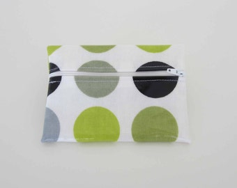 povey coin purse - fresh green