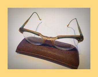 Vintage 'Maimie' Glasses Frames