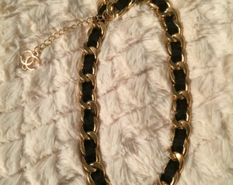 Vintage Chanel Inspired Necklace