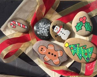 Story Stones - Christmas