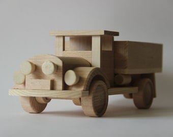 "Wooden toy car ""ZIS"" ,children toy, eco friendly toy"