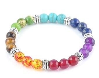 Colorful Chakra Bracelet