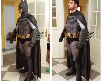 Arkham Asylum Batman Cape, Batman Cape, Batman Arkham Asylum Costume, Arkham Asylum Cosplay,