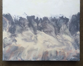 11x14 Encaustic Painting