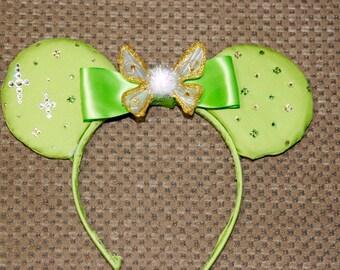 Swarovski TinkerBell Inspired Ears