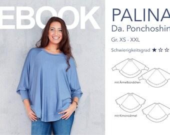 PALINA - da. Poncho shirt eBook