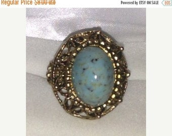 On Sale Turquiose Look Ring